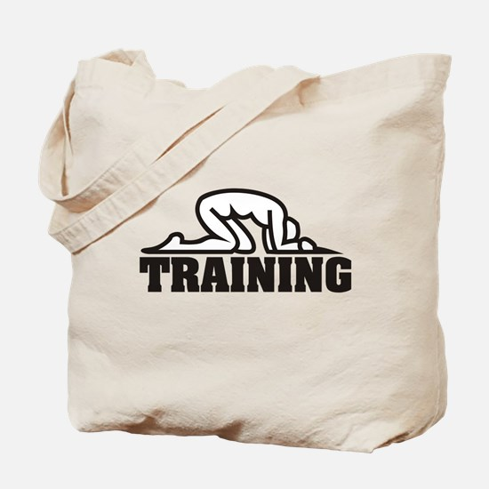 Slave Training Tote Bag