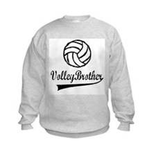 VolleyChick VolleyBrother Fenway Kids Sweatshirt