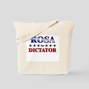 ROSA for dictator Tote Bag