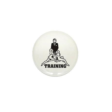 Training Mini Button (10 pack)