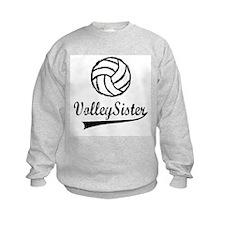 VolleyChick VolleySister Fenway Kids Sweatshirt