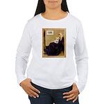 Whistlers / Fr Bull (f) Women's Long Sleeve T-Shir