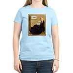 Whistlers / Fr Bull (f) Women's Light T-Shirt