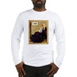 Whistlers / Fr Bull (f) Long Sleeve T-Shirt