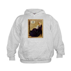 Whistlers / Fr Bull (f) Hoodie