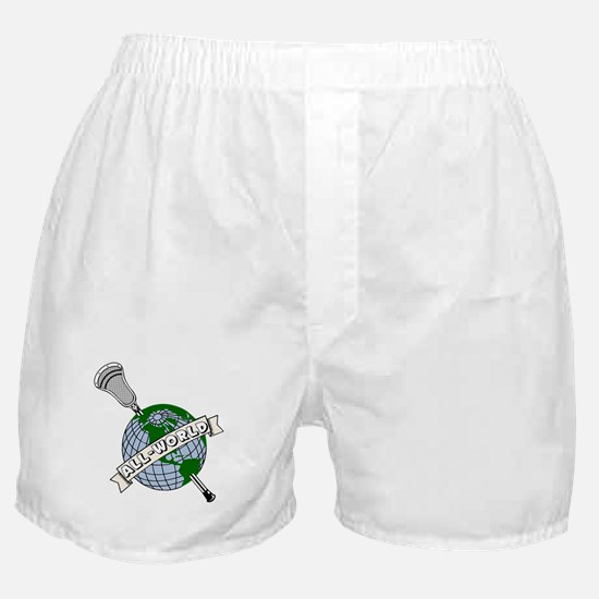 Lacrosse AllWorld Boxer Shorts