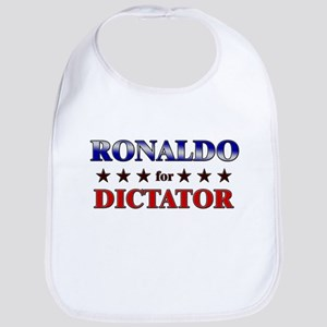 RONALDO for dictator Bib