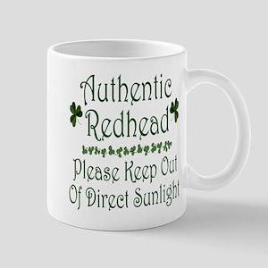 Authentic Redhead Mug