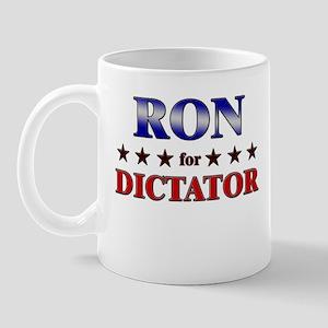 RON for dictator Mug