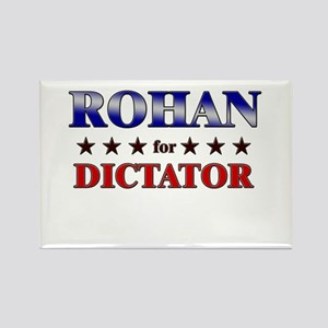 ROHAN for dictator Rectangle Magnet