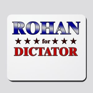 ROHAN for dictator Mousepad