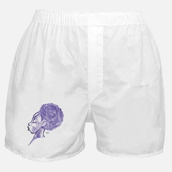 """True and Living"" Boxer Shorts"