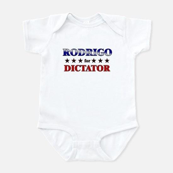 RODRIGO for dictator Infant Bodysuit