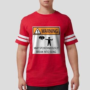 Spontaneous Singer T-Shirt