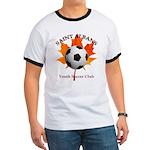 Away Ringer T T-Shirt