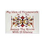 My Idea Of Housework...Magnets (10 pack)