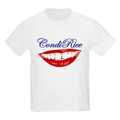CONDI RICE SMILE Kids T-Shirt