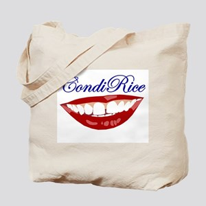 CONDI RICE SMILE Tote Bag