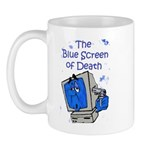 The Blue Screen of Death Mug