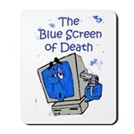 The Blue Screen of Death Mousepad