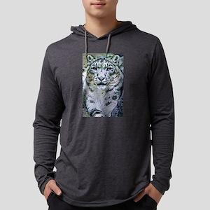 Snow Leopard Long Sleeve T-Shirt