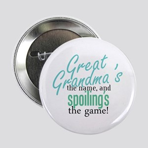 """Great Grandma's the Name 2.25"""" Button"""