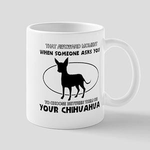 Chihuahua Dog Awesome Designs Mug