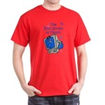 The Blue Screen of Death Dark T-Shirt