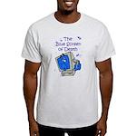 The Blue Screen of Death Light T-Shirt