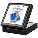 The Blue Screen of Death Keepsake Box