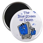 The Blue Screen of Death Magnet