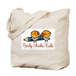 Nerdy Chicks Klss 2016 Tote Bag