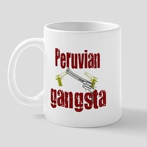 Peruvian Gangsta Mug