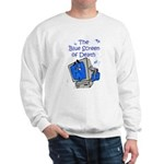The Blue Screen of Death Sweatshirt