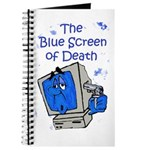 The Blue Screen of Death Journal
