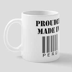 Proudly made in Peru Mug