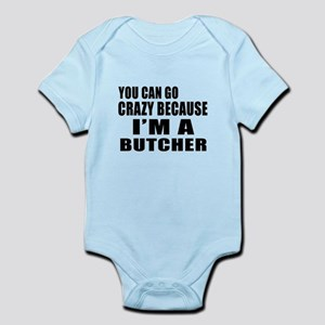 I Am BUTCHER Infant Bodysuit