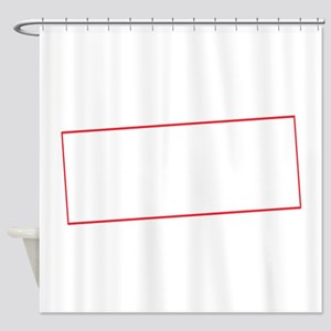 Angry Grandpa Show Shower Curtain