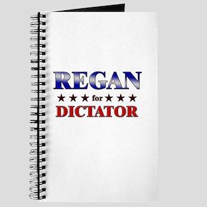 REGAN for dictator Journal