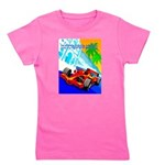 International Grand Prix Auto Racing Print Girl's