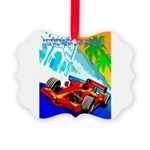 International Grand Prix Auto Racing Print Picture
