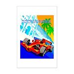 International Grand Prix Auto Racing Print Poster