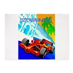 International Grand Prix Auto Racing Print 5'x7'Ar