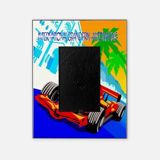 International Grand Prix Auto Racing Print Picture Frame