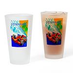 International Grand Prix Auto Racing Print Drinkin