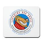 Laughing Dog Press Mousepad