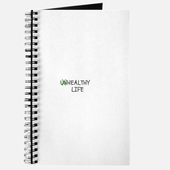 X-unHealthy Life Journal