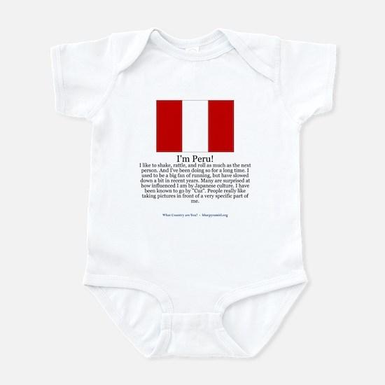 Peru Infant Bodysuit