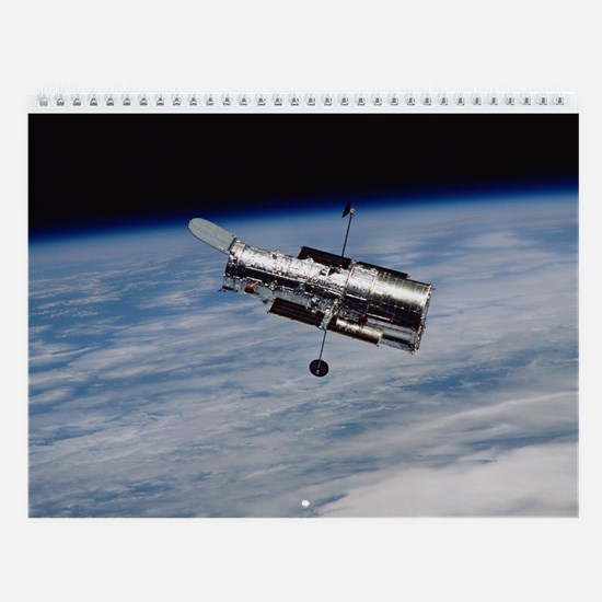 Hubble Images Wall Calendar
