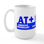 AT = Access! Large Mug